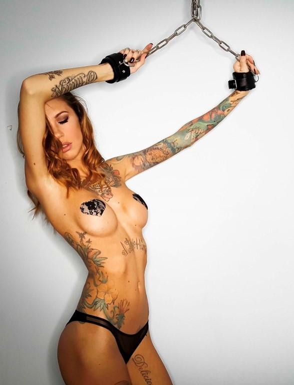 Jenni farley naked